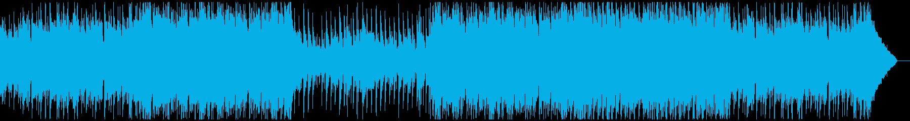 生演奏ウクレレ・穏やかな夏の日常の再生済みの波形