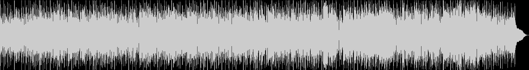 生音・生演奏・渋めのアシッドジャズの未再生の波形