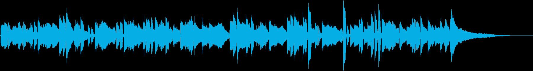 ギター演奏ΓÇ£red River...の再生済みの波形