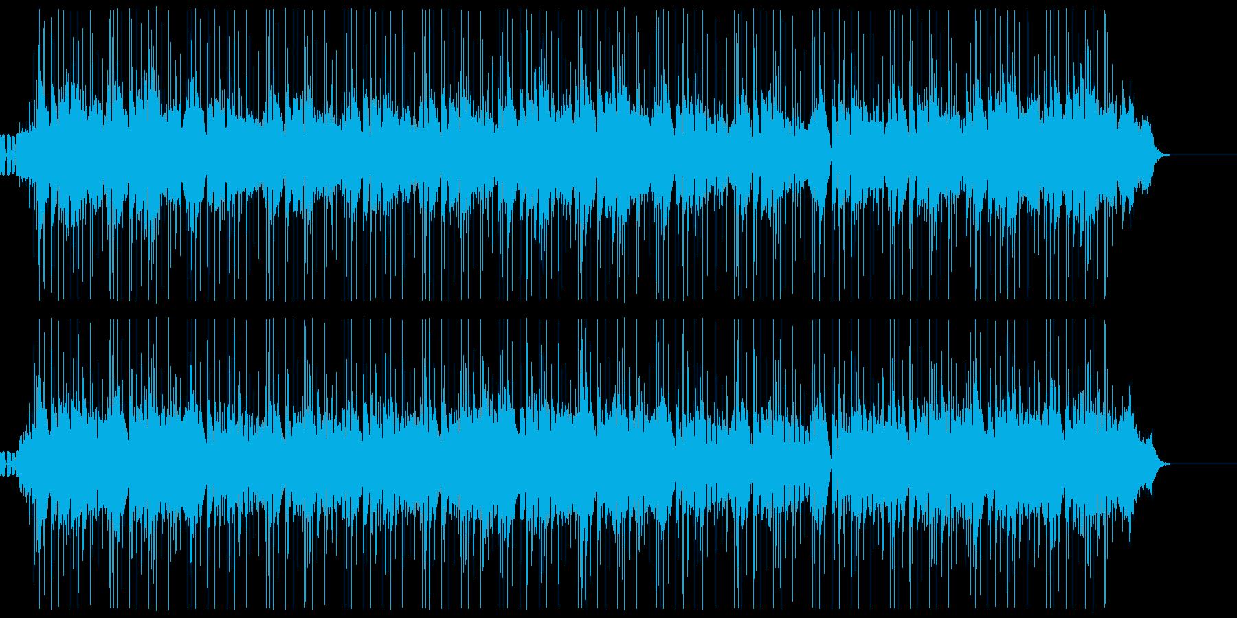 R&Bインストルメンタル。きらめく...の再生済みの波形
