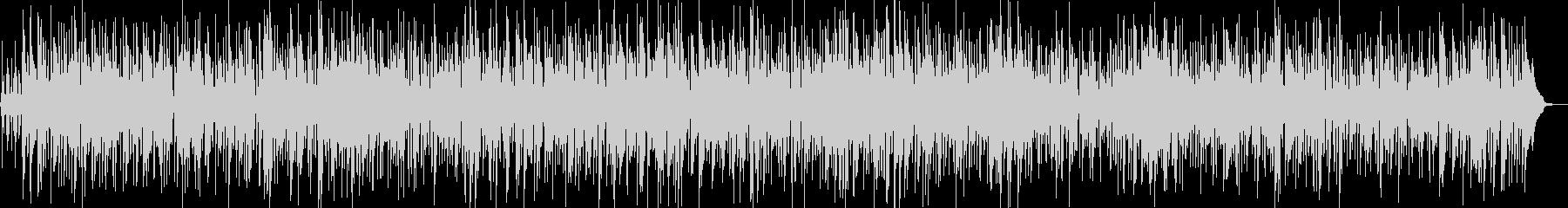 エネルギッシュなファンクボサノバの未再生の波形