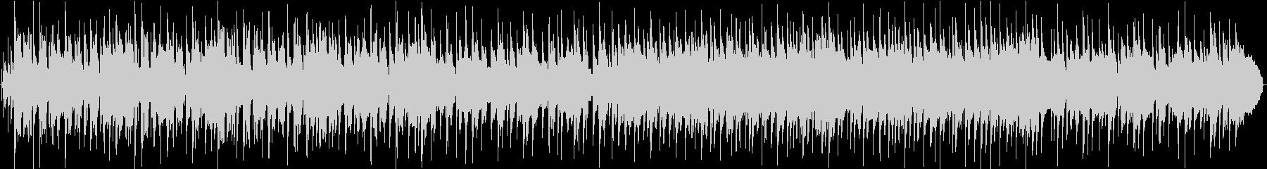 せつなめバンドサウンドinsBGMの未再生の波形