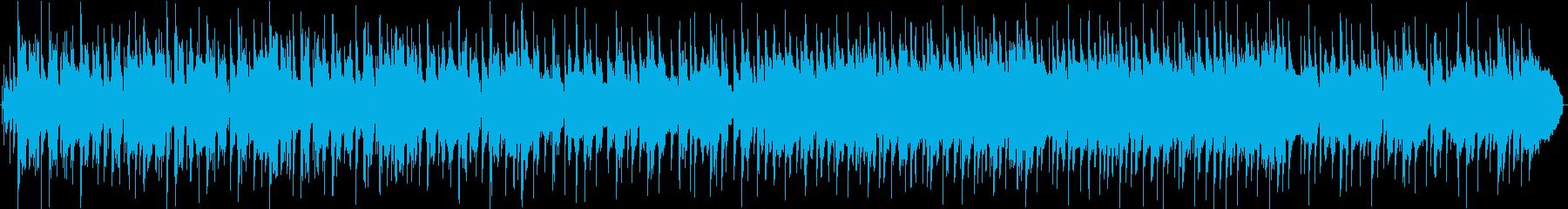 せつなめバンドサウンドinsBGMの再生済みの波形