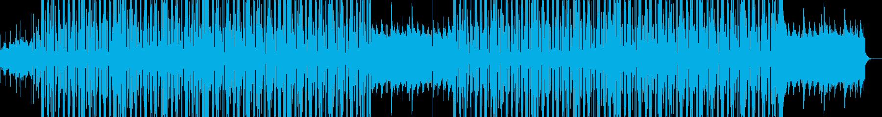 切ない 悲しい ヒップホップ 失恋 PVの再生済みの波形