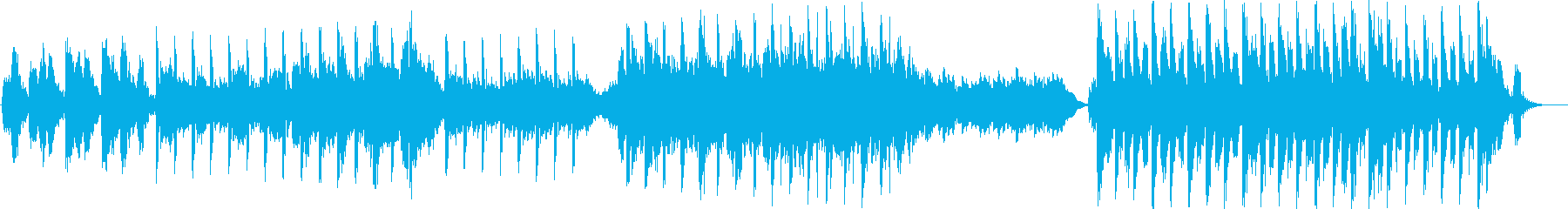 PV】陰鬱、不気味、怖いBGMの再生済みの波形
