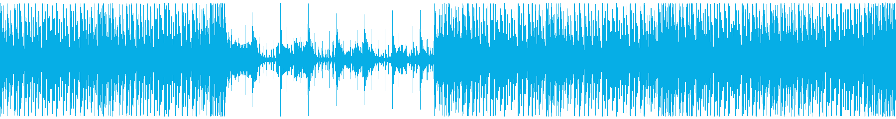 CM用7、アフリカン打楽器+声、賑やかBの再生済みの波形
