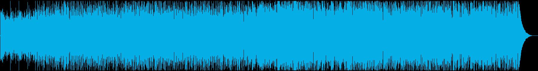 イージーリスニングインストゥルメン...の再生済みの波形
