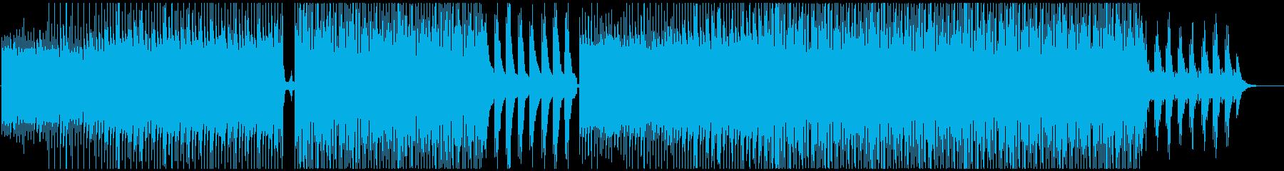 PV-爽やか-明るい-POP-家族-船の再生済みの波形