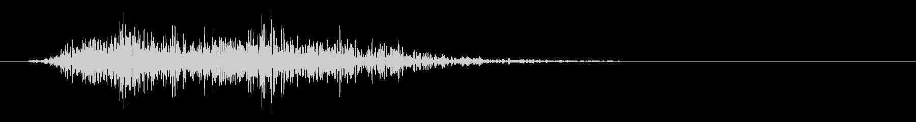 エレクトリック・フー、トランジショ...の未再生の波形