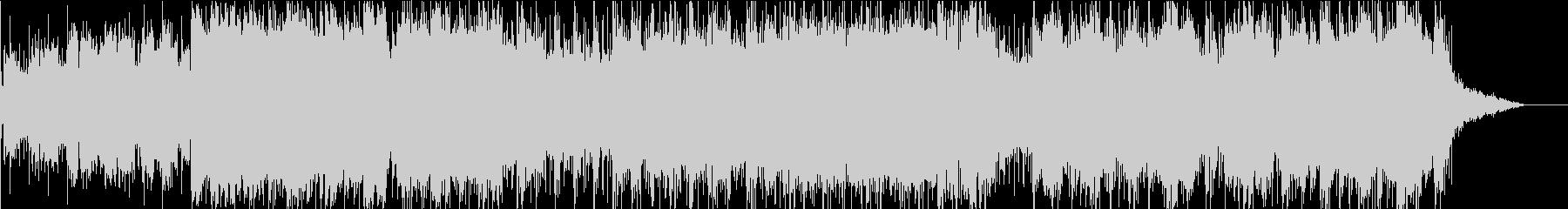 アラベスク1番 lofiMIXの未再生の波形