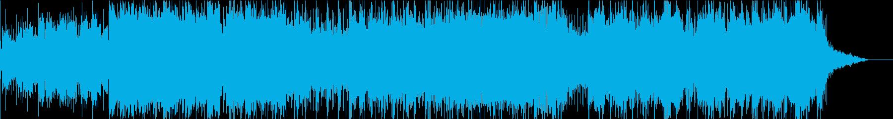 アラベスク1番 lofiMIXの再生済みの波形