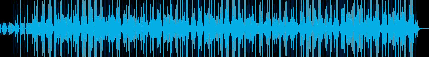 ポップ テクノ 実験的な 未来 テ...の再生済みの波形