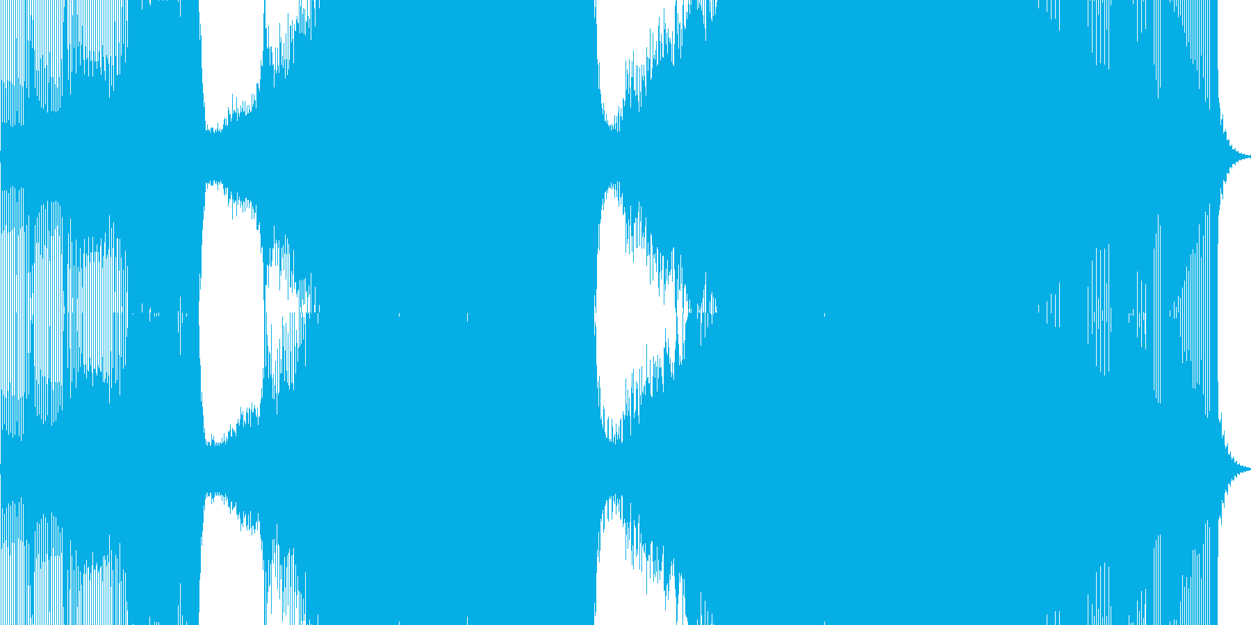 エレクトロハウス。 Edm、充電エ...の再生済みの波形