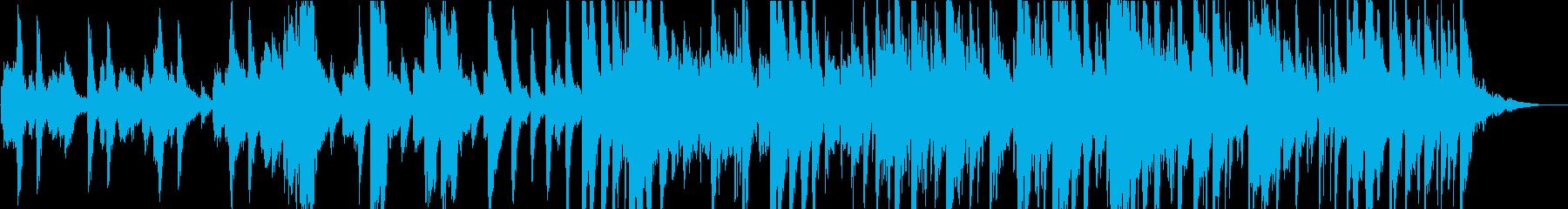洒落たJazzyなサウンドの再生済みの波形