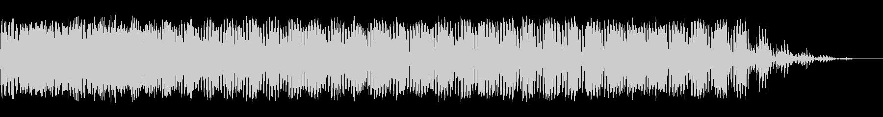 バズドローン4の未再生の波形