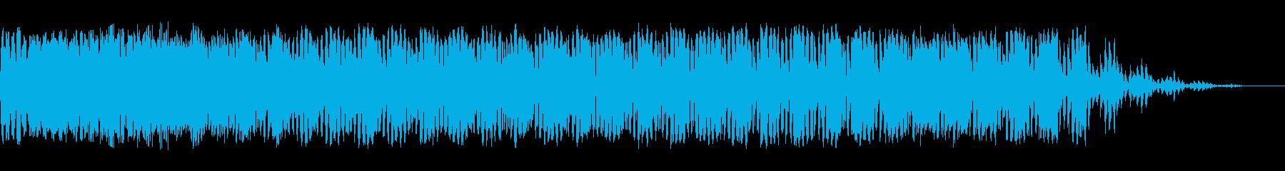 バズドローン4の再生済みの波形