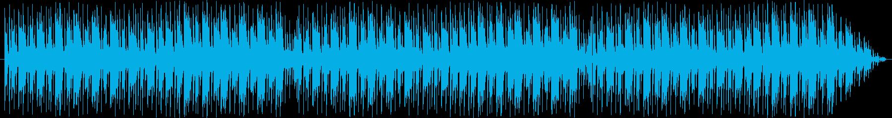 コマーシャル用の音楽。バチャータ。...の再生済みの波形
