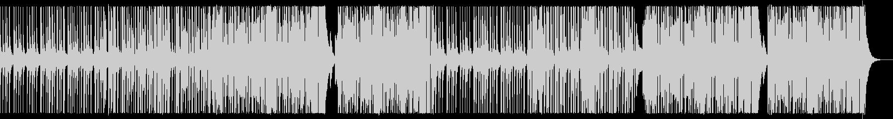 K-POP/チル&激しいダンスポップ展開の未再生の波形