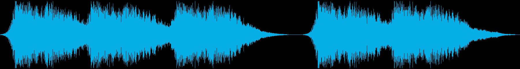 モダン 交響曲 室内楽 未来 テク...の再生済みの波形