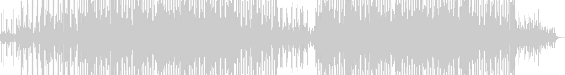 Latin-like pop synth music's unreproduced waveform