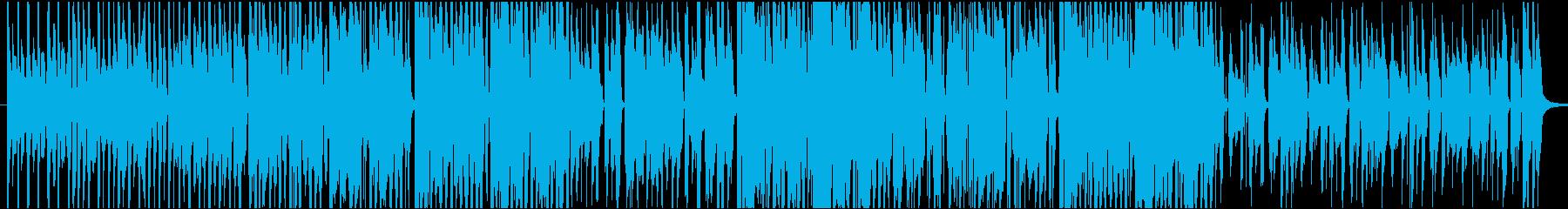 代替案 ポップ トロピカル アクテ...の再生済みの波形