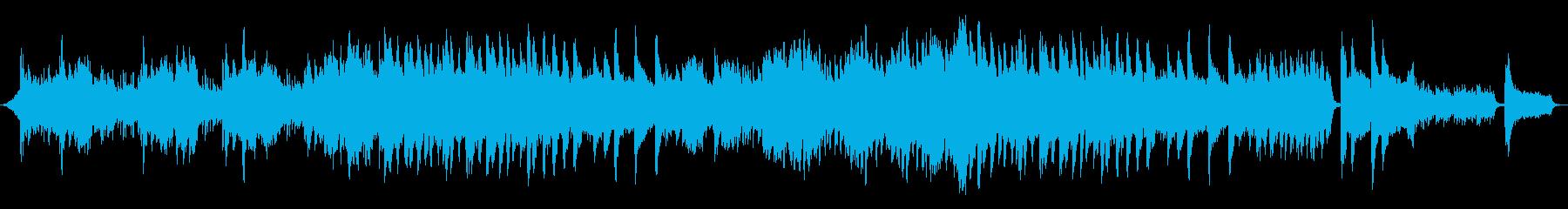 企業VP_未来へのソリューションの再生済みの波形