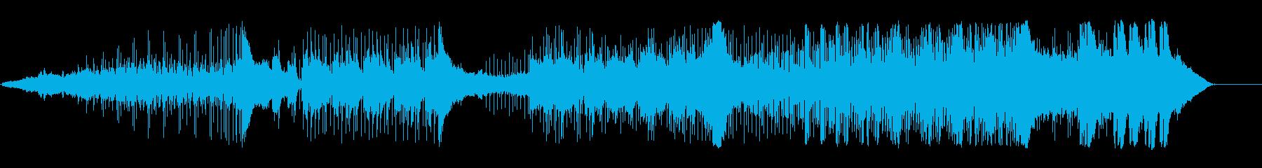 動画 サスペンス アクション ハイ...の再生済みの波形