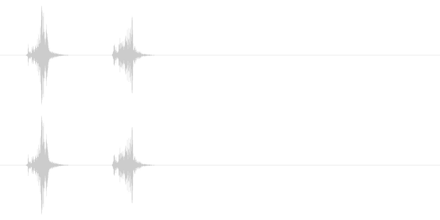 PC マウス03-18(スクロール 速)の未再生の波形
