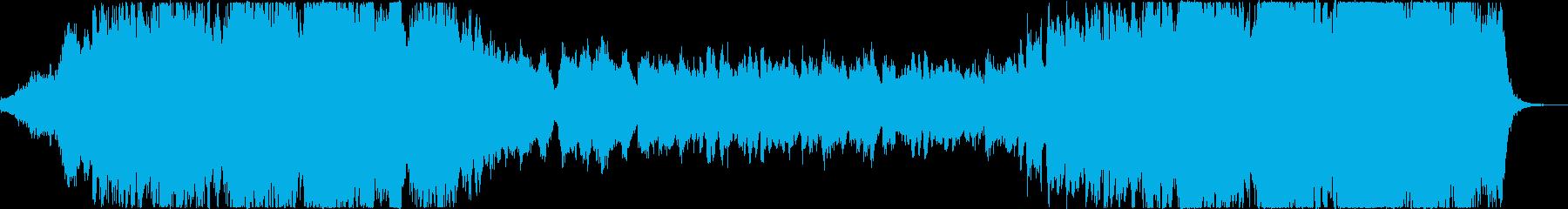 ファンタジー世界での最終決戦前.wavの再生済みの波形