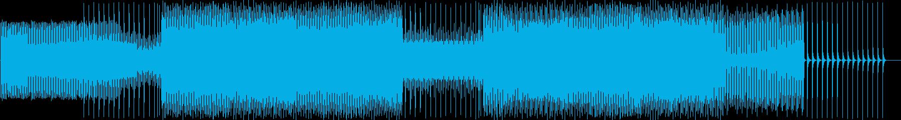 家。単調な器官。の再生済みの波形