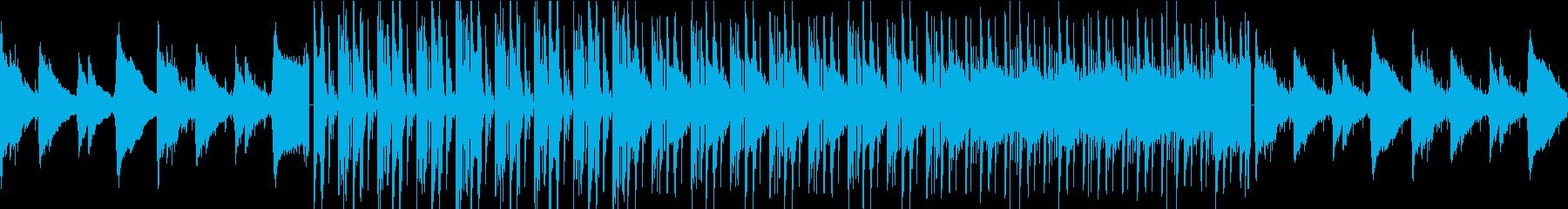 ルーティン トレーニング 和 アコギの再生済みの波形