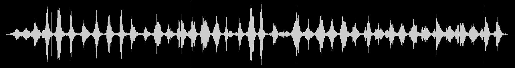 ナイロンジャケット:ムーブメント、...の未再生の波形