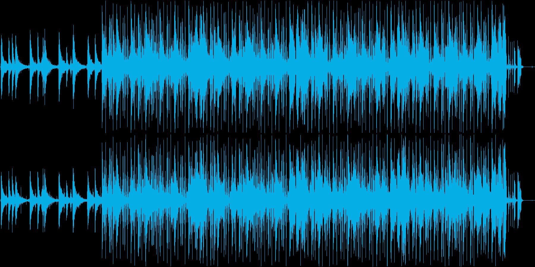 Lo-fi Hiphop Jazzyの再生済みの波形