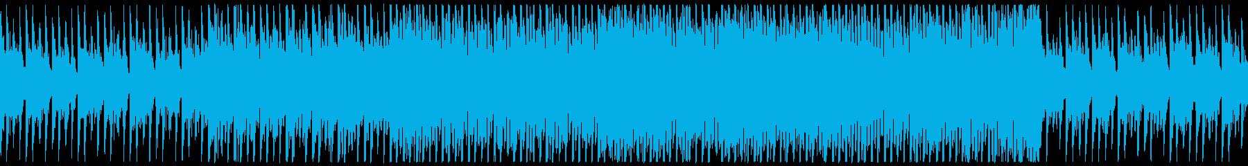 【ループ対応】感動・情熱的なポップの再生済みの波形