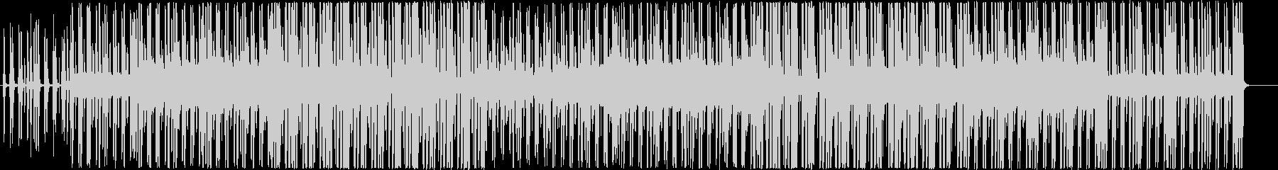 シンセKawaii♪-まったりbassの未再生の波形