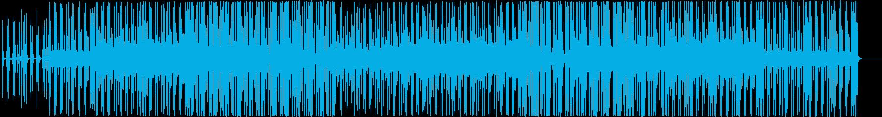 シンセKawaii♪-まったりbassの再生済みの波形