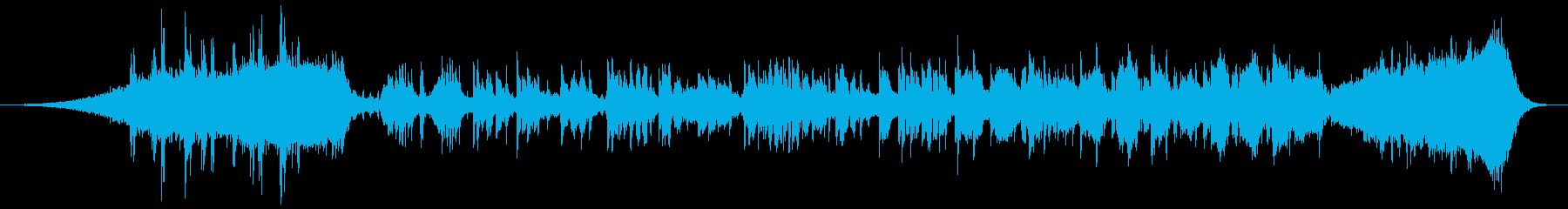 Epilogue: Innisfreeの再生済みの波形