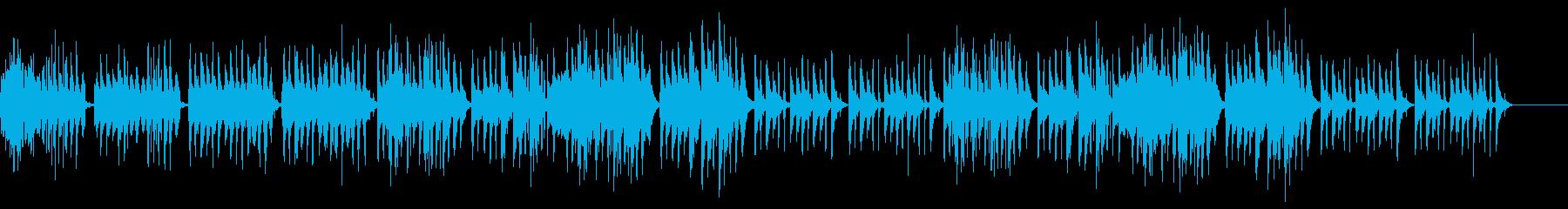 ワールド 民族 ワイルド 民族楽器の再生済みの波形