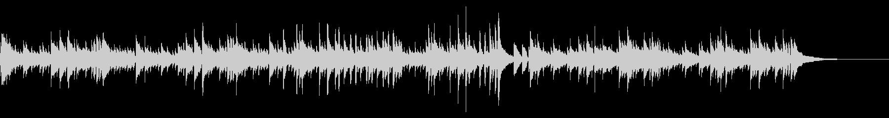 アコギ生音/ノスタルジック、秋の訪れの未再生の波形