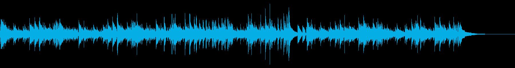 アコギ生音/ノスタルジック、秋の訪れの再生済みの波形