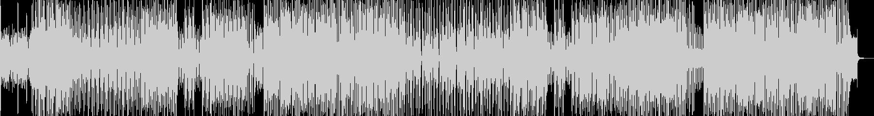 トロピカルな雰囲気に合うテクノ 長尺★の未再生の波形