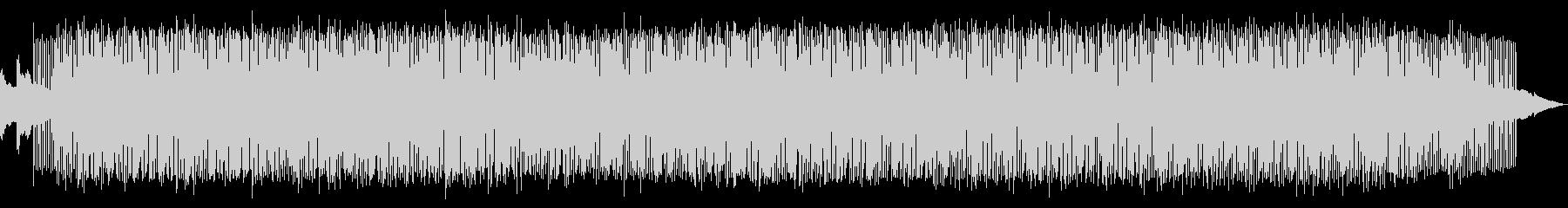 瑞々しいピアノディープハウスの未再生の波形