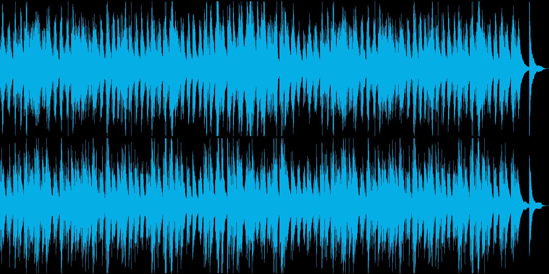 空間BGM8 リラクゼーション・施設の再生済みの波形