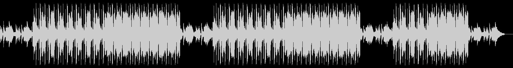 R&B/ちょっと切ないの未再生の波形
