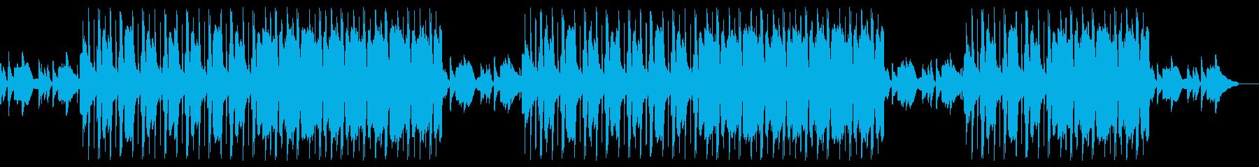 R&B/ちょっと切ないの再生済みの波形