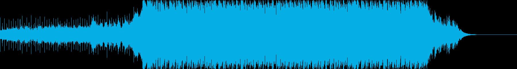 ポップ テクノ 代替案 ロック ア...の再生済みの波形