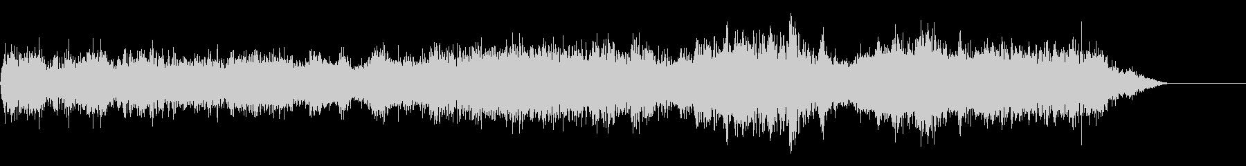 ランブル2の未再生の波形
