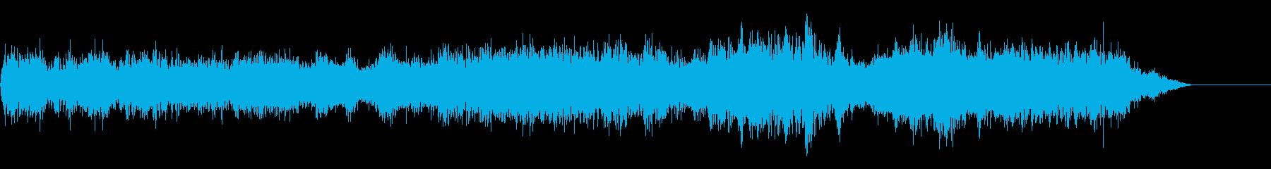 ランブル2の再生済みの波形