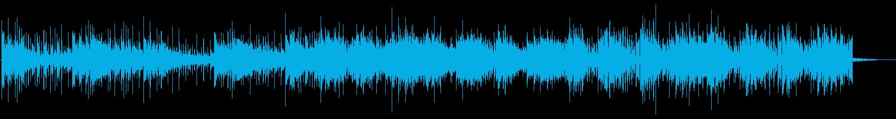 【Epic】サスペンス調、緊張の場面2の再生済みの波形
