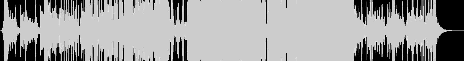 日本風なハイブリットトラップの未再生の波形